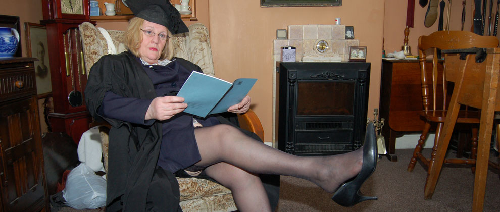 Mature governess mistress